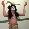 Calusa Indian Shaman