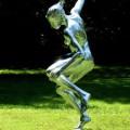 Dancing Girl - Cast for Sculptor Bob Clyatt