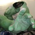 Hulk - Mme. Tussaud's - NYC
